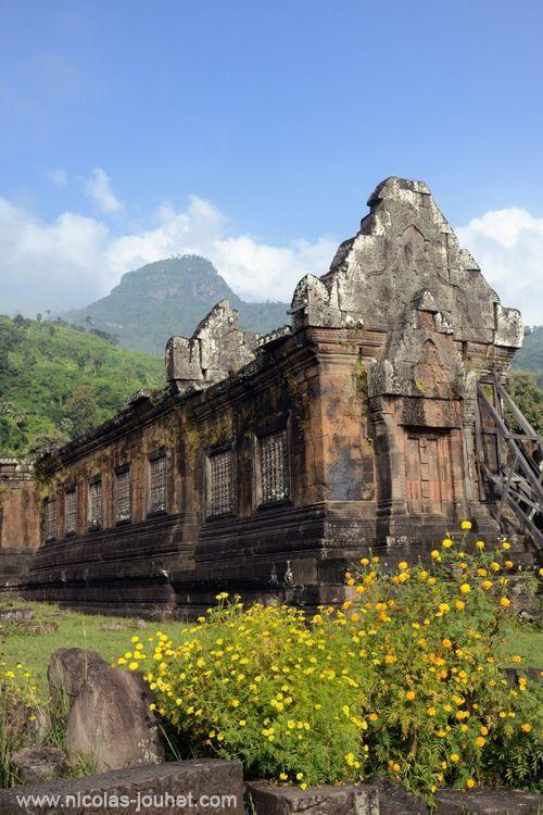 ワットプーはヒンドゥー人の遺跡群。ラオスの歴史を学ぶならここ。ラオス 旅行・観光の見所!