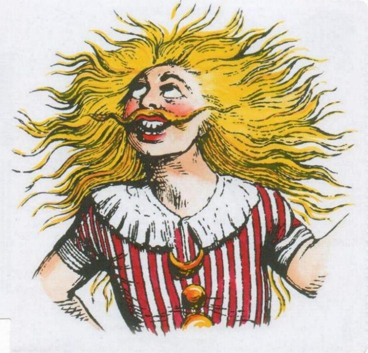 Queen 'Innuendo' clown