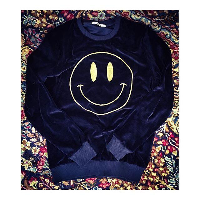 New Sweatshirt CINIGLIA Smile ! #art #AI15 #autumn #amazing #Berna #bernaitalia #fall #fw15 #fashion #smile #ciniglia #blue #man #woman #top #follow