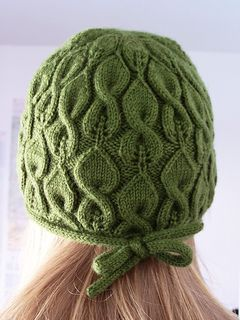 The hat stretches well, so it will fit head circumference of 54-56-58 cm. For bigger or smaller size, consider changing yarn thickness and/or needle size.