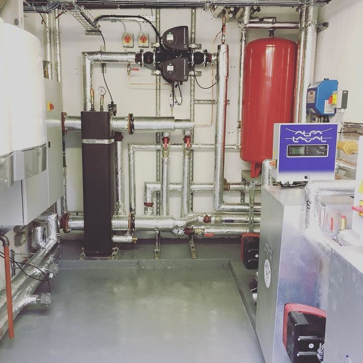 Holland Park completion @london @heating @engineering