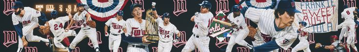 World Class Champions / Terrence Fogarty. In 1997 the Minnesota Twins celebrated the ten year anniversary of the 1987 World Series Champions by commissioning this painting.
