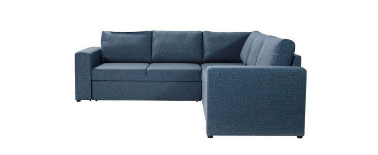 En sovesofa skal kombinere egenskapene til både en seng og en sofa. Stay egner seg best til hytte eller en annen nr.2-stue, da sittekomfort ikke den s