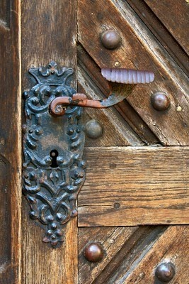handleDoors Hardware, Doors Handles, Knobs Knockers Keys, Doors Knobs, Castles Doors, Old Doors, Doors Stockings, Doors Knockers, Doors Latch