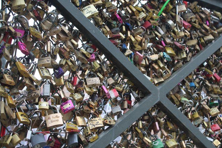 Love Bridge- Paris