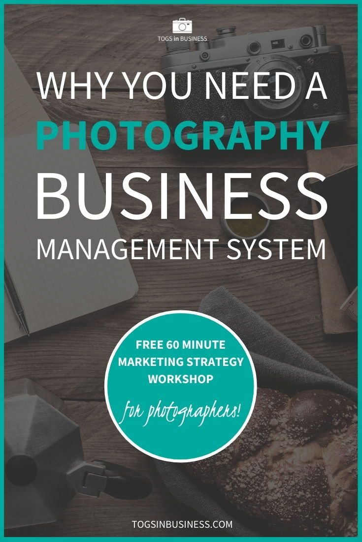 How To Get A Photography Business Off The Ground