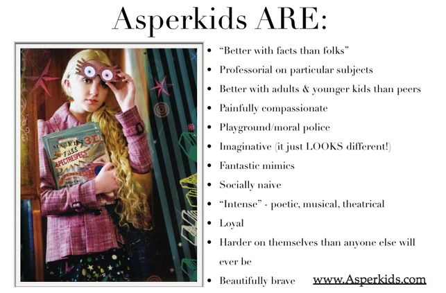 Asperkids Blog with Jennifer O'Toole - Links to the article, Aspergergers Syndrome Doesn't have Good PR