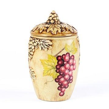 Ceramic Grape Jar
