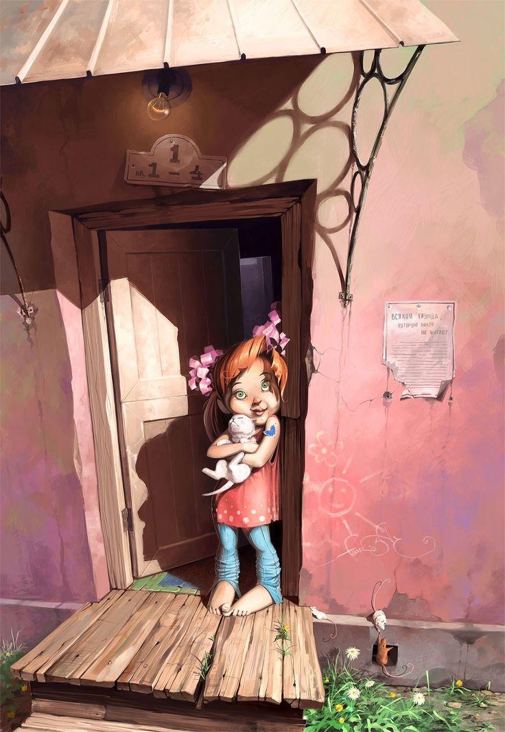 illustrazioni-dipinti-digitali-humor-horror-fantasy-sergey-svistunov-43