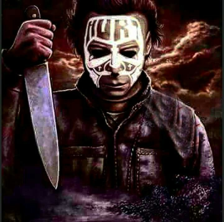 """""""My Mental's Made of Michael Myers Mask"""" - MMM (Michael Myers Mask) Tech N9ne / Michael Myers edit. ^S^❤"""