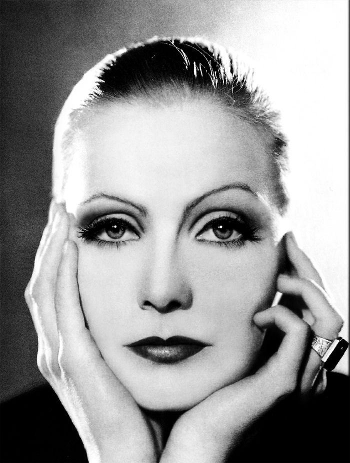 """""""I don't want to be a silly temptress. I cannot see any sense in getting dressed up and doing nothing but tempting men in pictures."""" - Greta Garbo"""