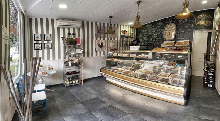 Con Mucho Gusto es la nueva tienda de comida casera para llevar, ubicada enGalapagar, y que llega a Madrid con su servicio de delivery.
