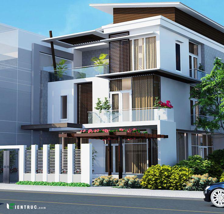 Màu sắc cho ngôi nhà là việc mà chủ đầu tư luôn quan tâm trong thời gian tiếp súc với kiến trúc sư. Khách hàng muốn làm sao