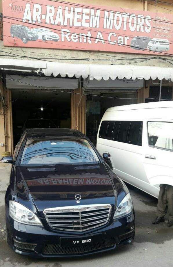 Ar Raheem Motors Rawalpindi Rent A Car Car Rental Company Rent