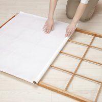 Monter une cloison japonaise - Marie Claire Maison