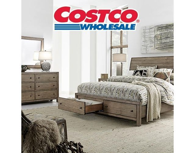 20% Off Select Living Dining & Bedroom Furniture Sale (costco.com)