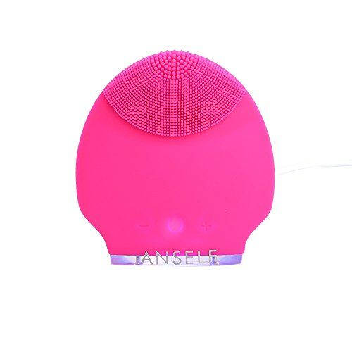 With this face cleaning brush it's massage function can help you to reveal a roseate and youthful skin.  Note: May have Slight shade variation between the actual product and pictures due to illuminat...