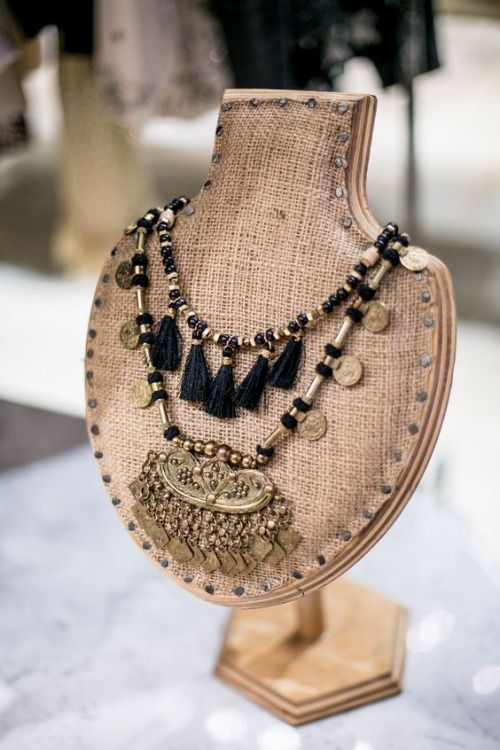 #necklace #display