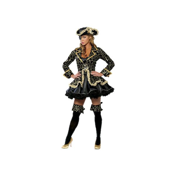 pirate lady ❤ liked on Polyvore featuring people and pirate
