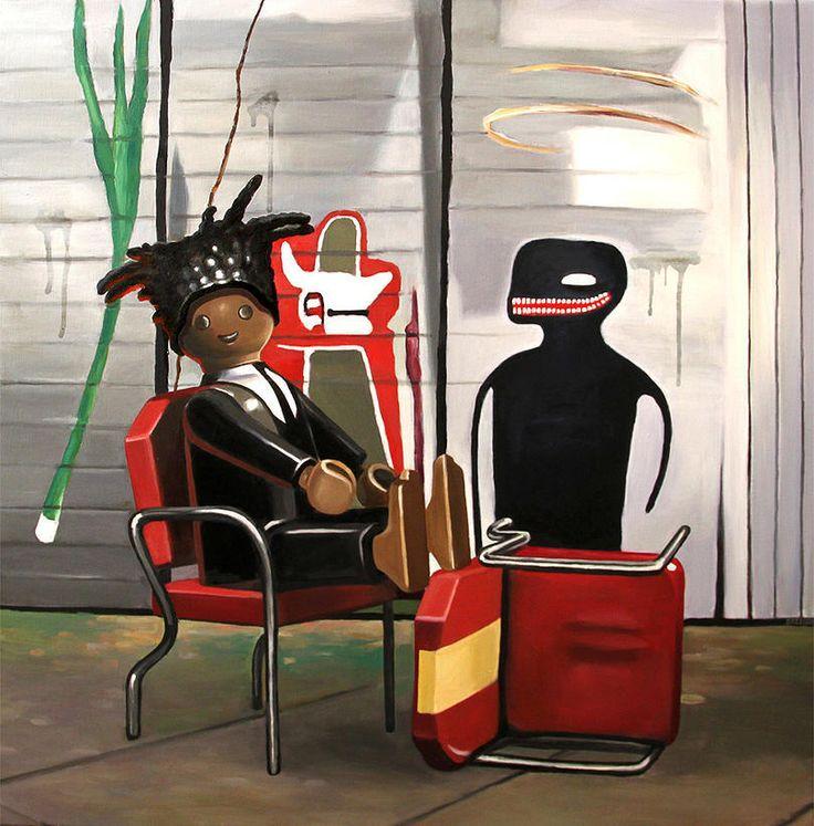 Las obras de Jean-Michel Basquiat