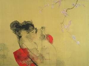 GIANNAKAKI - Art Moderne - Peinture - artfloor