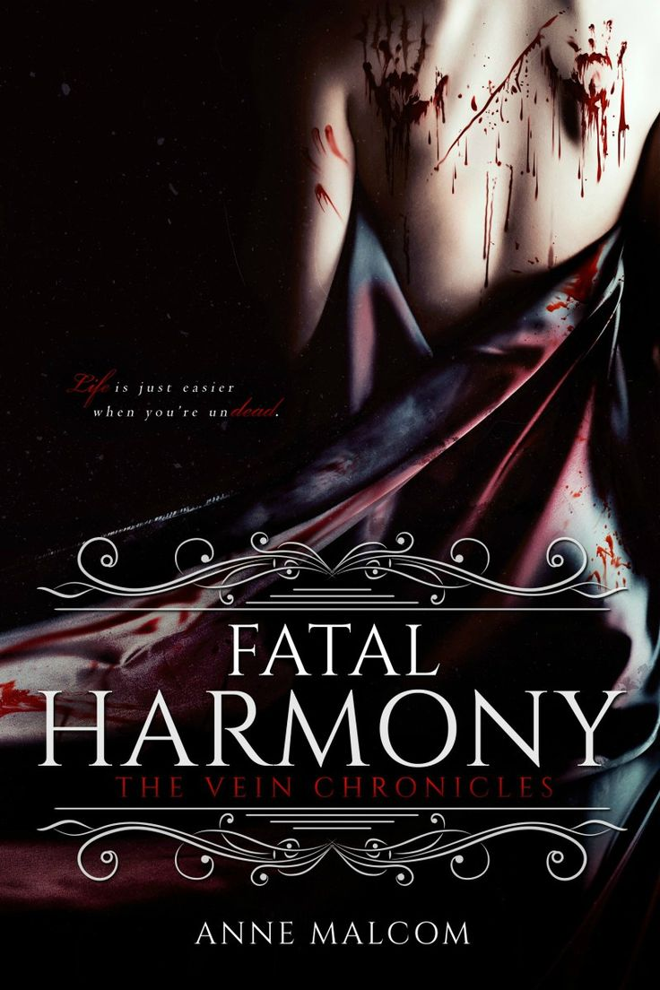 Fatal Harmony By Anne Malcomlease Blitz
