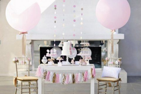 Sweet tables & Candy bars : des tables gourmandes !