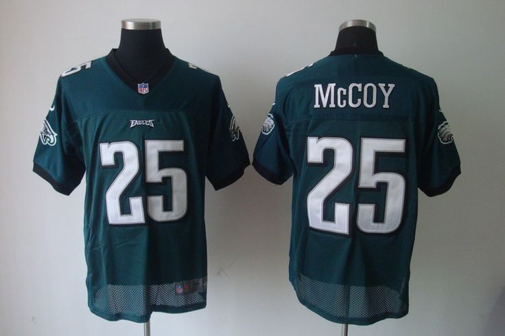 $20.00 Nike NFL Jerseys Philadelphia Eagles Lesean McCoy #25 Green