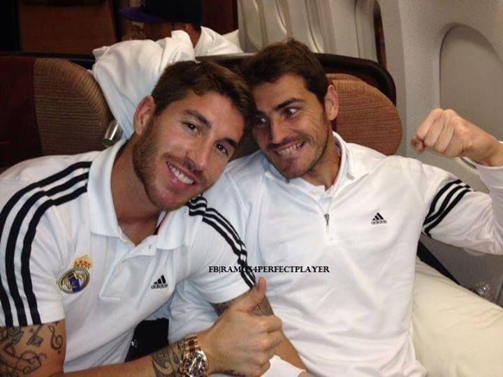 Sergio and Iker :))