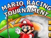 Mario Racing Tournament Flash Game. Mario Bros prepare themselves for the next racing tournament challenge set to take place in the Mushroom Kingdom. Play Fun Mario Kart Games Online.