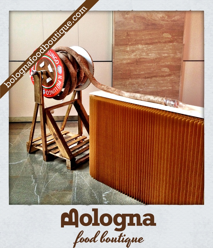 Bologna Food Boutique - Local Food (Salame)