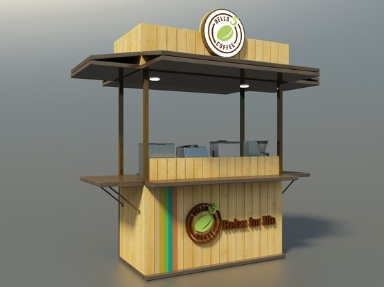 53 best coffee cart images on pinterest coffee carts for Coffee cart design