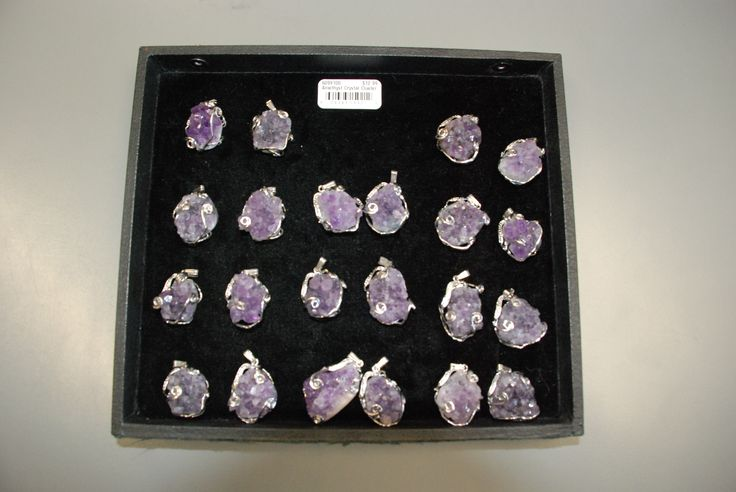 NEW in the Gallery Store - Amethyst Clusters $12.99