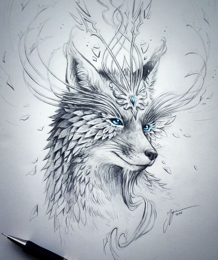 enchanting fantasy art by jonas jödicke drawings pinterest