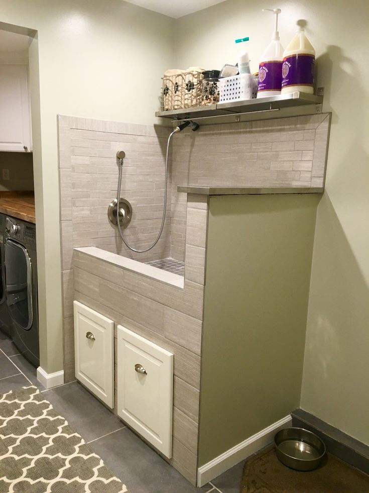 25 Best Ideas About Dog Wash On Pinterest Utility Room