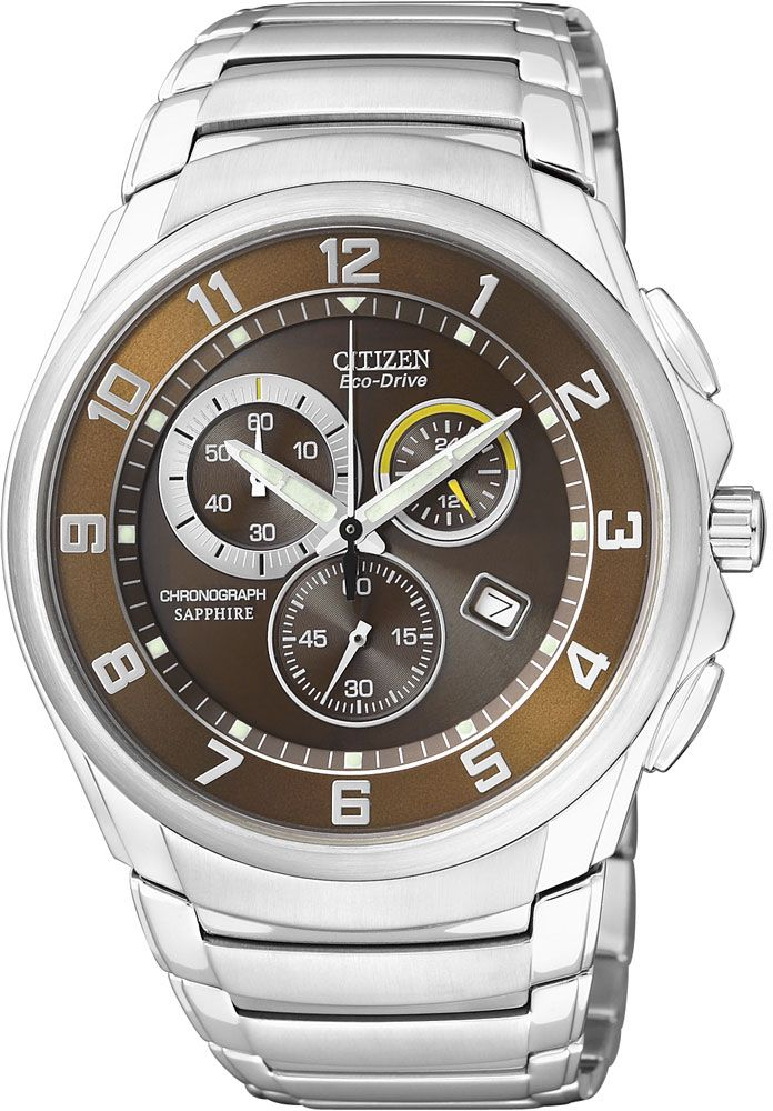 Citizen watch | AT0697-56W | 5bar | metalen band en kast | saffierglas | eco-drive | €279