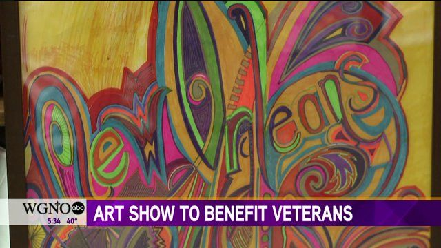 LULING (WGNO) - Veterans Housing Outreach Ministries which houses, feed, clothe and provide job readiness to homeless, disabled, female veterans has extended its Homeless Veterans Art Show and Exhi...