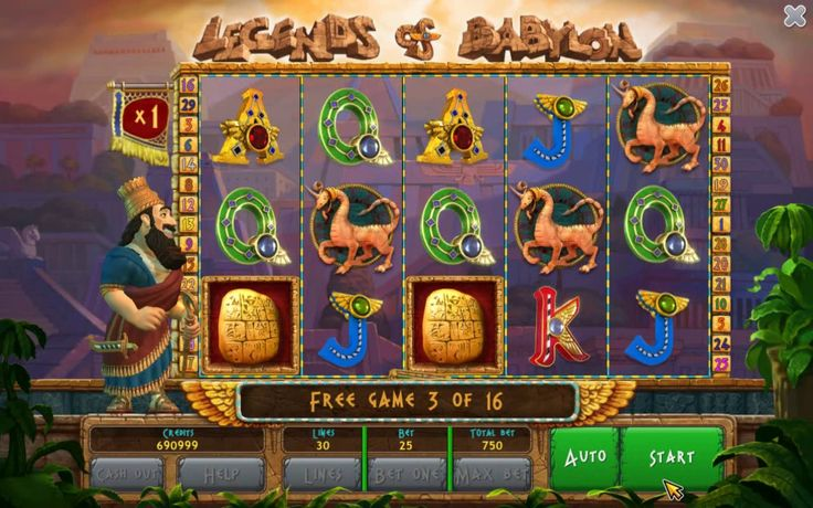 Legend Of Babylon Promo