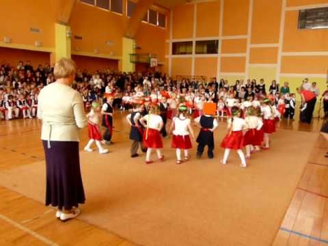 Krakowiaczek - YouTube - dance performed by children