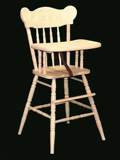 This Is My Dream High Chair For When I Had Kids Vintage