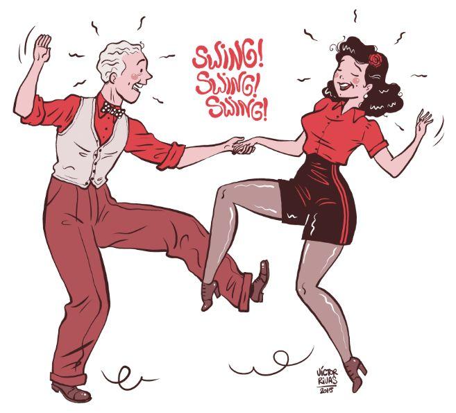 Victor Rivas: Bailando Swing