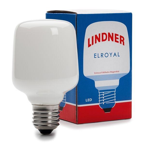 ELROYAL LED Leuchtmittel E27, 3,5W-100932
