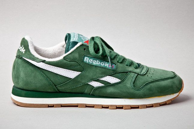 Even Better | REEBOK CLASSIC LEATHER VINTAGE (RACING GREEN)