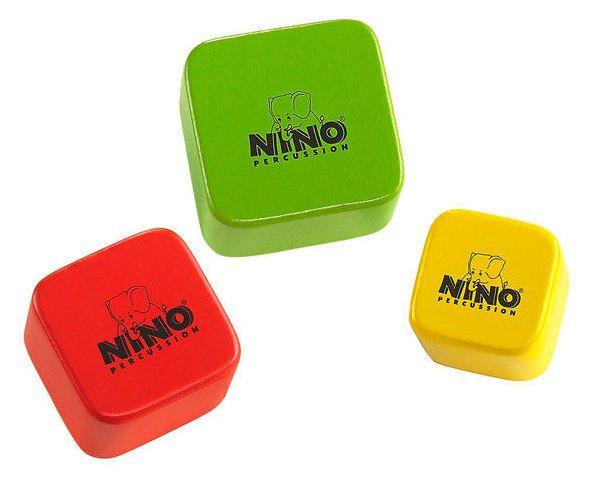 Shaker kostki NINO507-MC Nino   Instrumenty muzyczne \ Instrumenty perkusyjne \ Perkusjonalia PREZENTY \ Dla Dziecka   Sprzet-Dyskotekowy.pl - największy i najtańszy sklep internetowy z oświetleniem i nagłośnieniem w Polsce