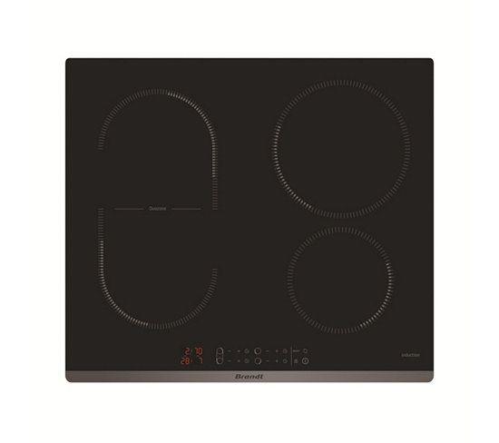 Plaques - Table induction BRANDT BPI6427B