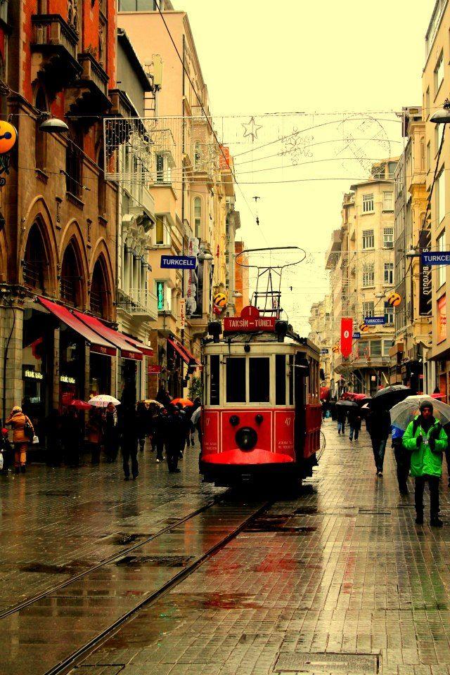 İstanbul Caddeleri