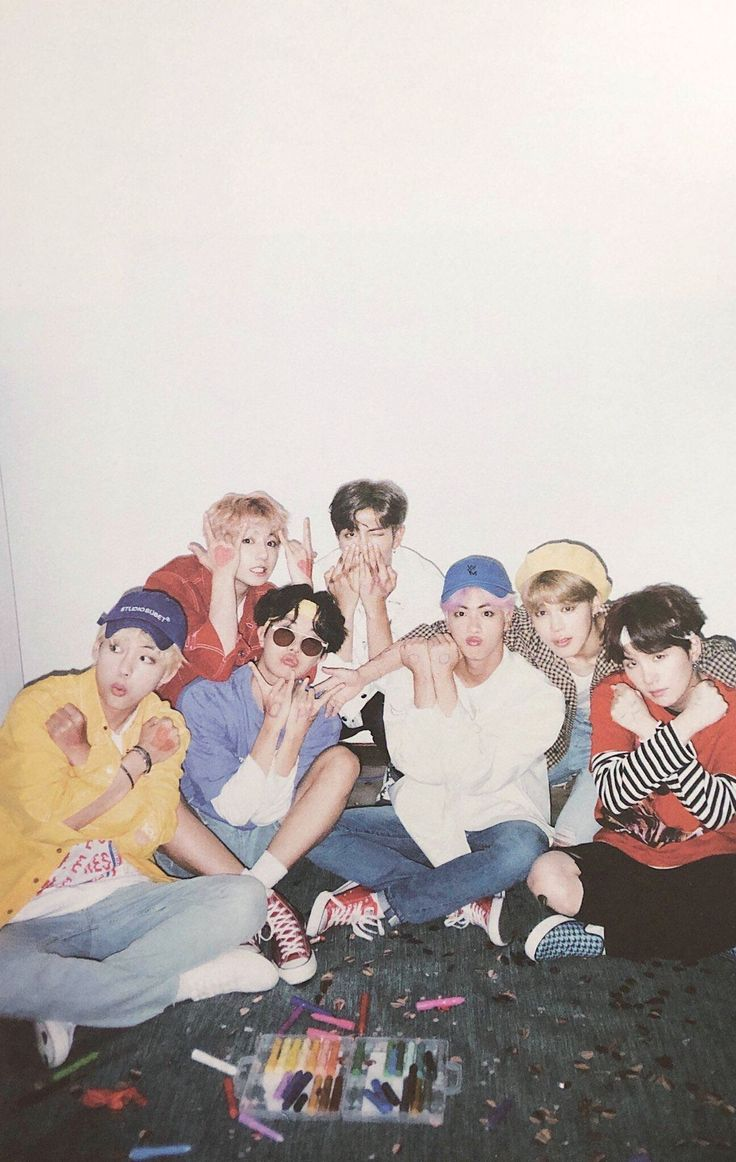 BTS 💕 // 2019 SEASON'S GREETINGS PHOTO ALBUM SCAN BTS