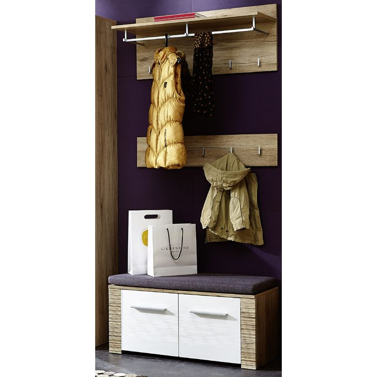 e-combuy Angebote Garderoben Set FLAME258 San Remo Eiche, Hochglanz weiß: Category: Garderoben-Sets Item number:…%#Quickberater%