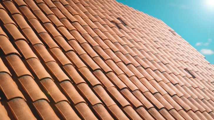 Making Roof Tiles In Blender Cool Roof Roofing Rubber Roof Coating