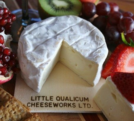 Favourite Local Cheese Maker: Little Qualicum  Cheeseworks #WeHeartLocal